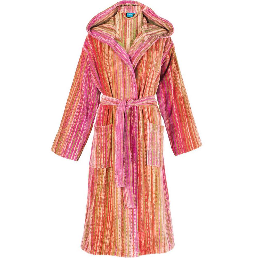 Elaiva badjas met capuchon Grass Pink
