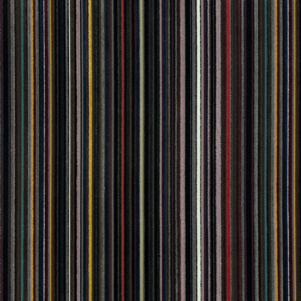 Kvadrat stof Epingle Stripe 03