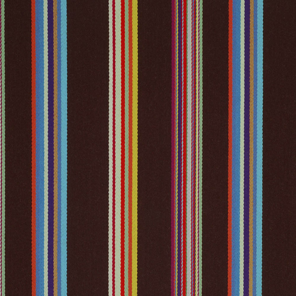 Kvadrat stof Stripes 01
