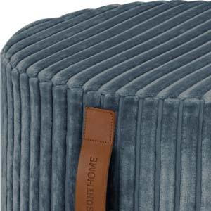 missoni home cilinder poef coomba 86. Black Bedroom Furniture Sets. Home Design Ideas