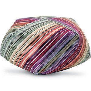 Missoni Home diamant poef Claremont T59