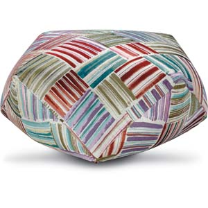 Missoni Home diamant poef Palenque