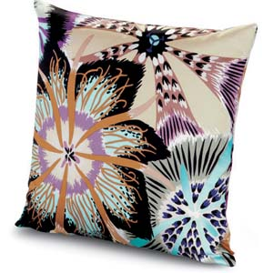 Missoni Home kussen Passiflora Giant 170