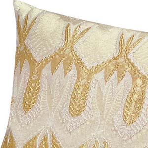 Missoni Home kussen Ormond Gold 401