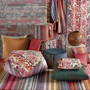 Missoni Home kussen Pondicherry