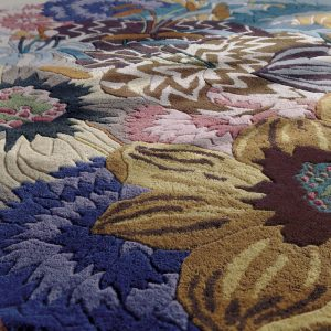 Missoni Home tapijt Rajmahal rond