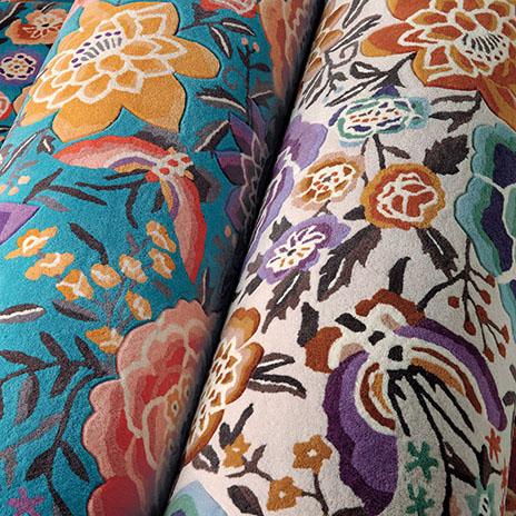 Missoni Home tapijt Sajama