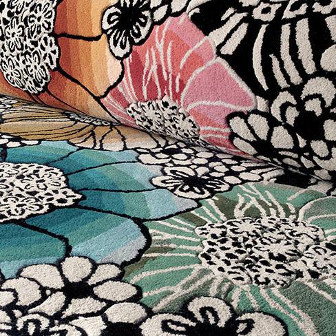 Missoni Home tapijt Saturnia 159