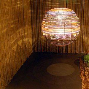 Missoni Home lamp Thea Kuta Nero Multicolore 160
