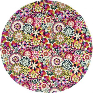Missoni Home tapijt Fleury rond