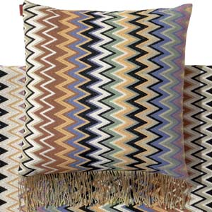 Missoni Home plaid Margot 140