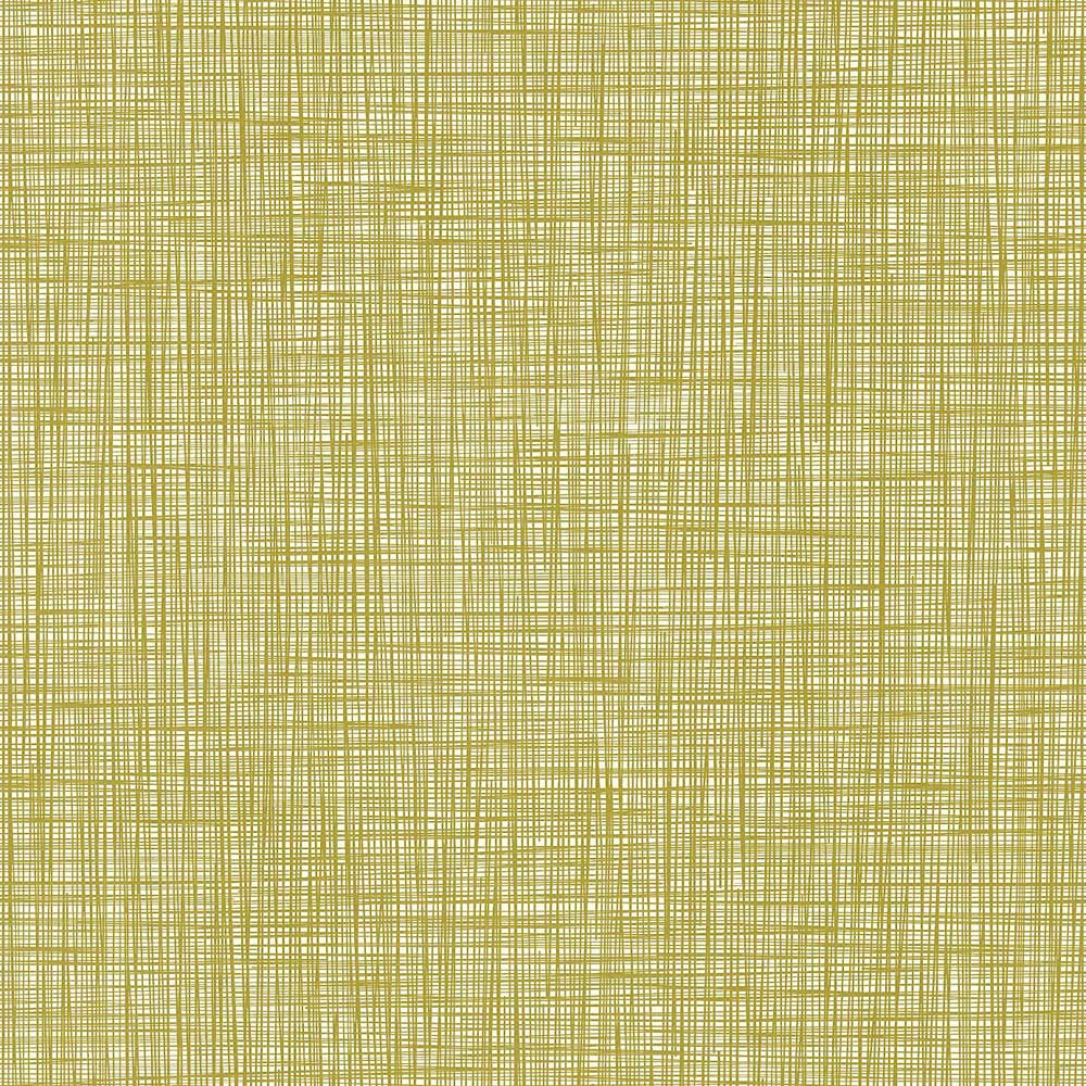 Orla Kiely behang Scribble Olive