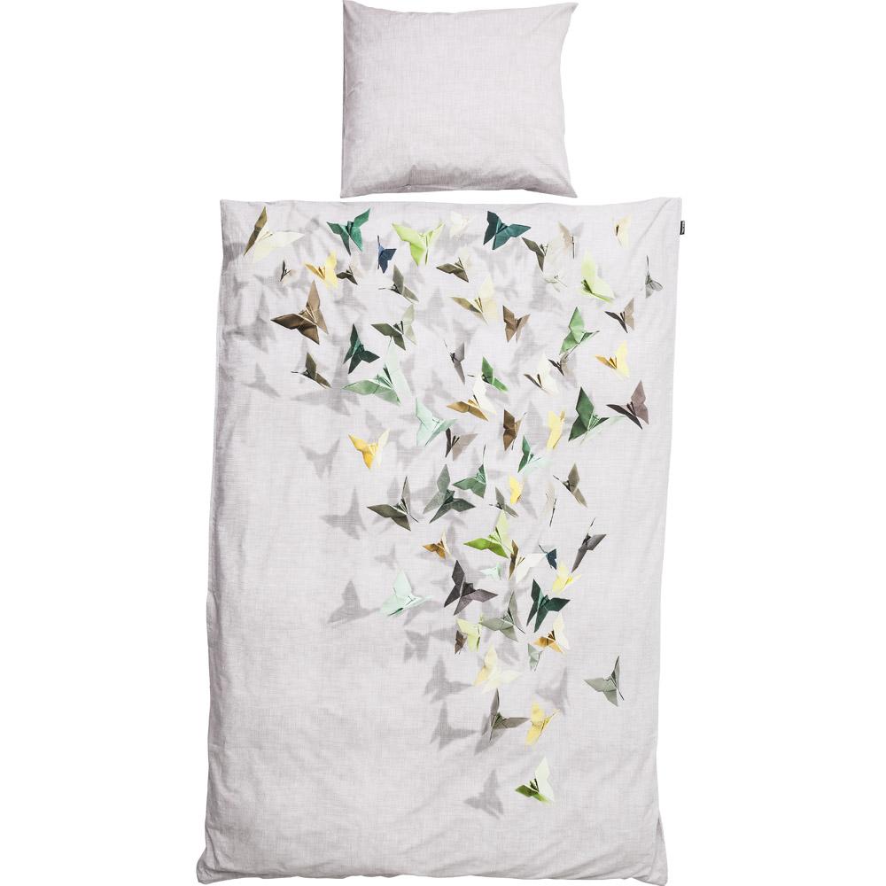 Snurk dekbed overtrekset Butterfly