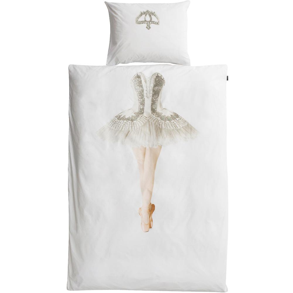 Snurk dekbed overtrekset Ballerina