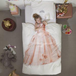Snurk dekbed overtrekset Princess