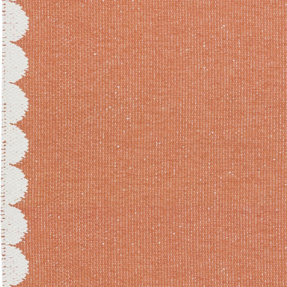 Brita Sweden kunststof vloerkleed Bobbi Pale Brick