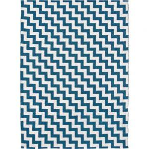 Brita Sweden kunststof vloerkleed Gunnel Deep Blue