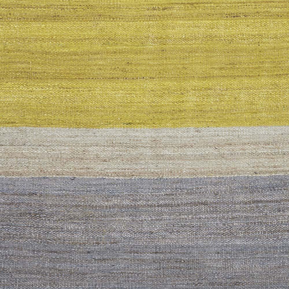 Brita Sweden vloerkleed Field Yellow-Grey
