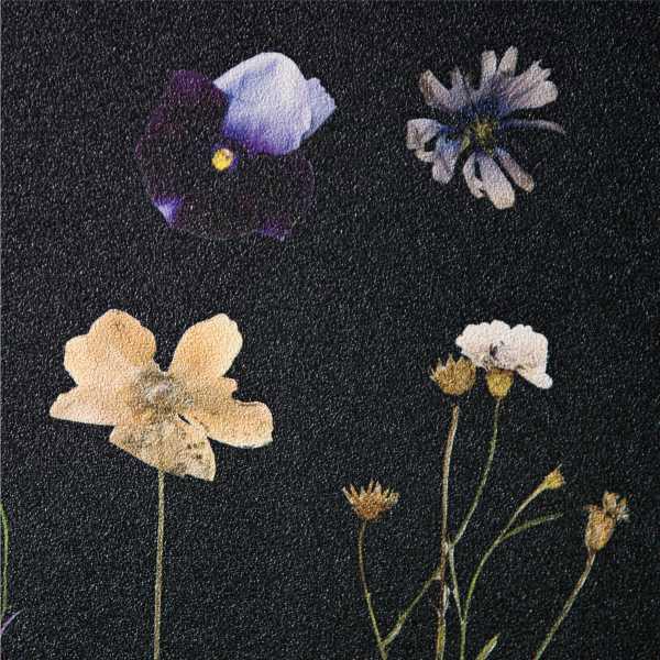 EST-1966 behang NO-1 Bloemen Zwart