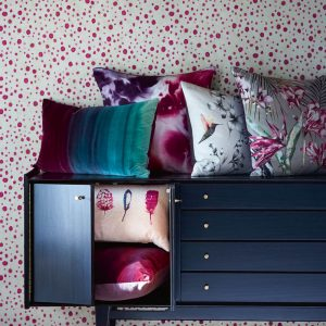 Harlequin kussen Amazilia Floral Linen