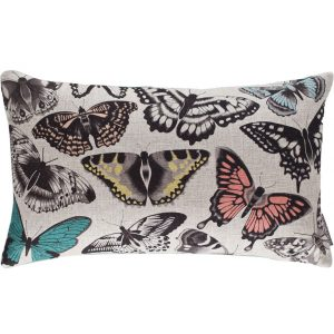 Harlequin kussen Papilio Vintage
