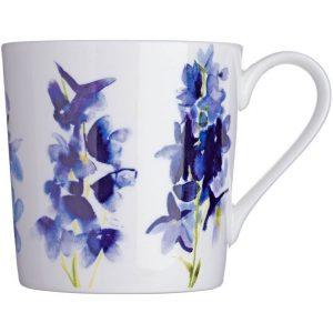 Bluebellgray mok Delphinium