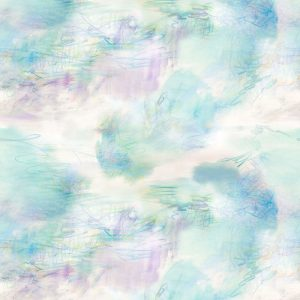 Bluebellgray behang Impressionist