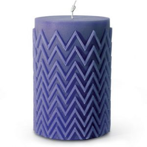 Missoni Home Chevron kaars blauw