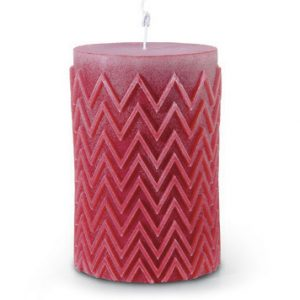 Missoni Home Chevron kaars rood