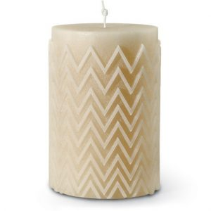 Missoni Home Chevron kaars ecru