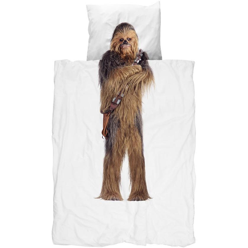 Snurk Starwars dekbed overtrekset Chewbacca - Limited Edition