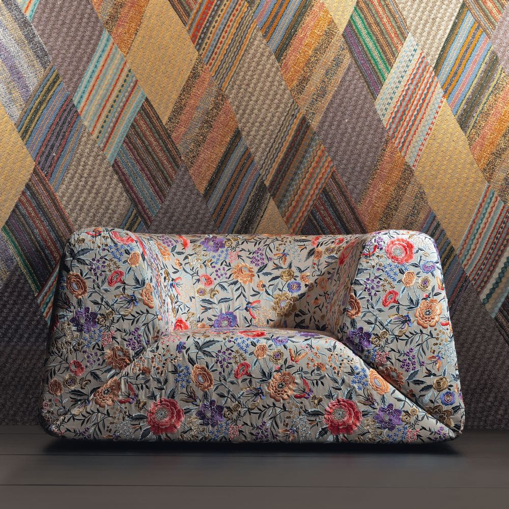 missoni home fauteuil gravita. Black Bedroom Furniture Sets. Home Design Ideas