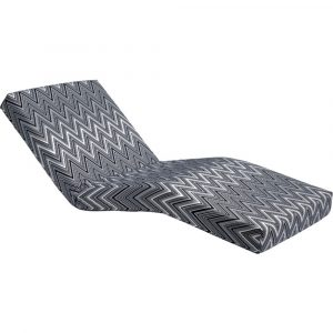 Missoni Home outdoor lounger ligstoel Jalamar