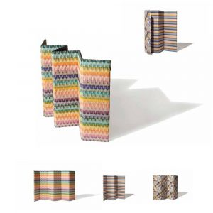 Missoni Home kamerscherm Levante 3