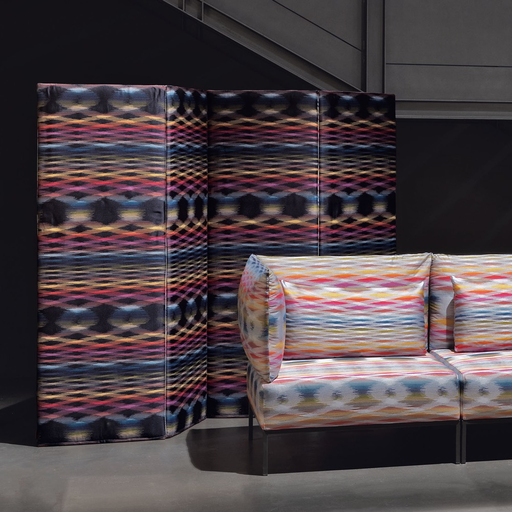 Missoni Home kamerscherm Levante 6