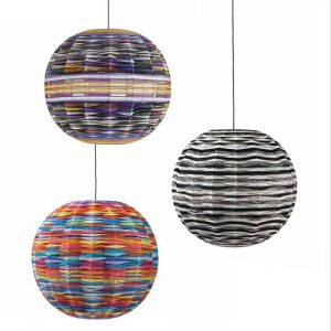 Missoni Home lamp Thea Kuta Multicolore 100