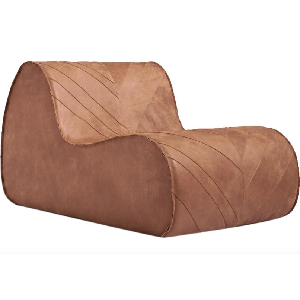 Missoni Home lederen fauteuil Virgola Oman