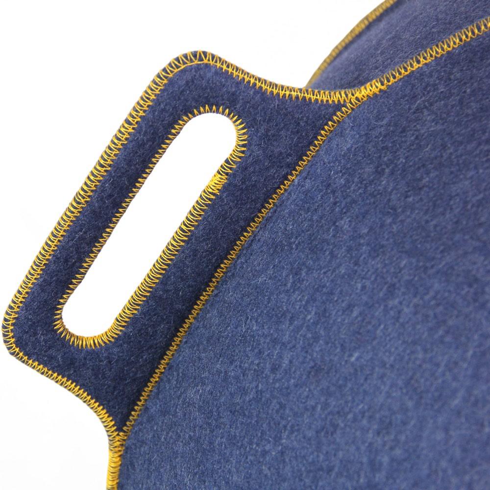 Vluv Velt zitbal Jeans Melange