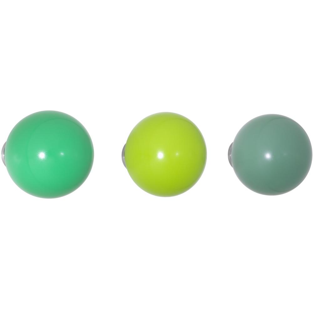 Vitra Coat Dots muurhaken groen