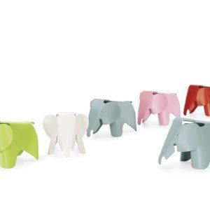 Vitra Eames Elephant kruk wit