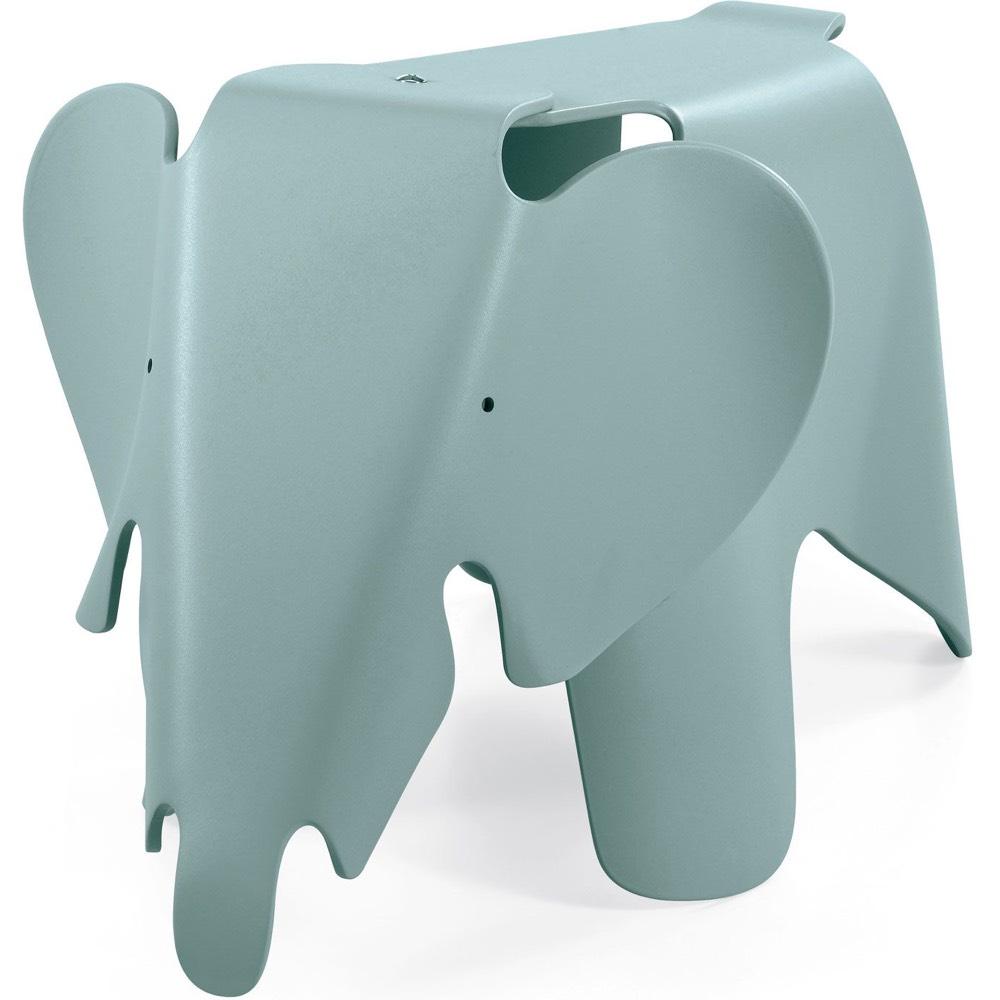 Vitra Eames Elephant kruk grijs