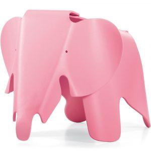 Vitra Eames Elephant kruk roze