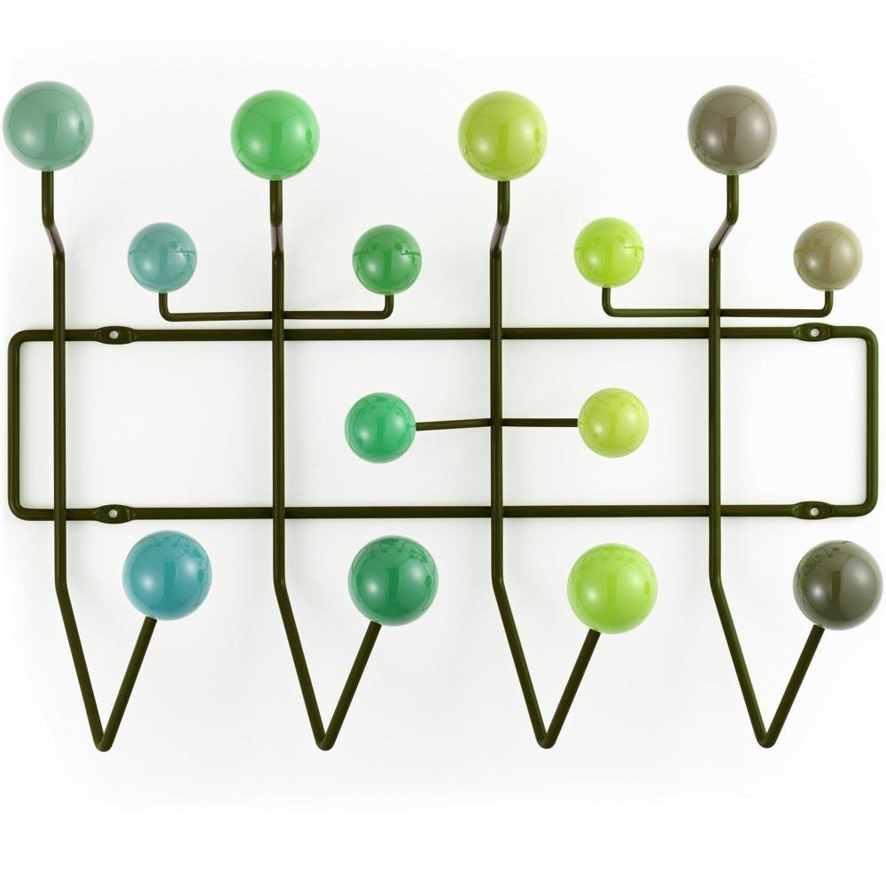 Vitra Eames Hang-it-All kapstok groen