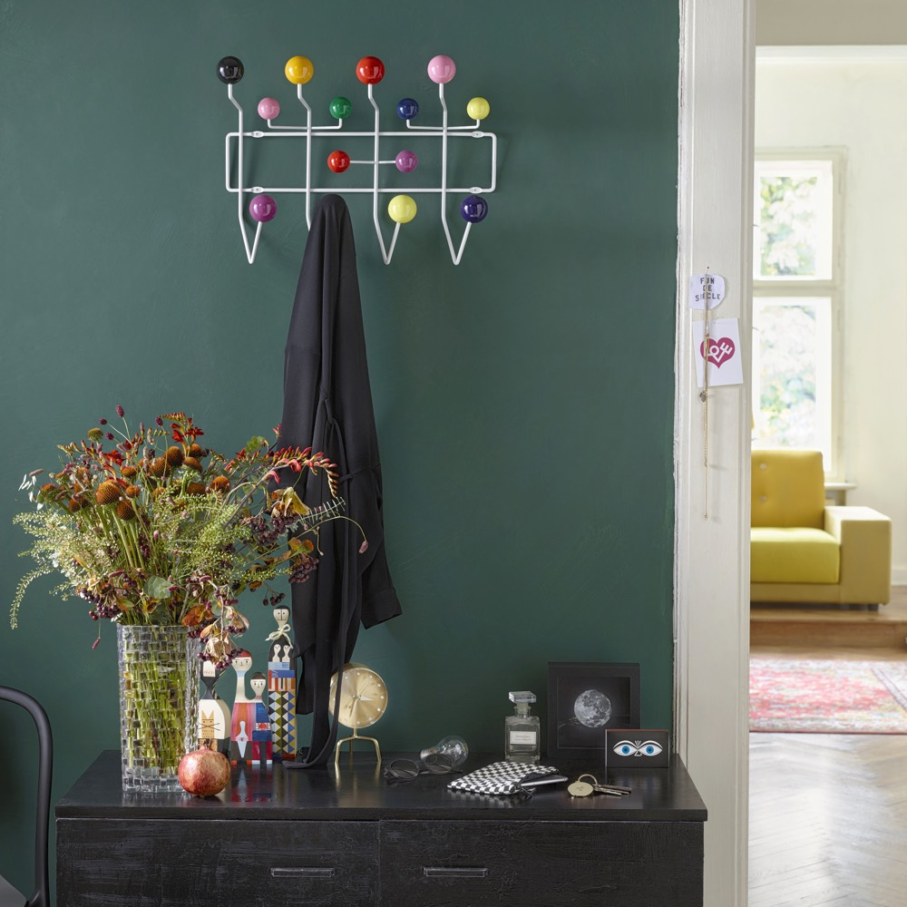 vitra eames hang it all kapstok multicolor. Black Bedroom Furniture Sets. Home Design Ideas
