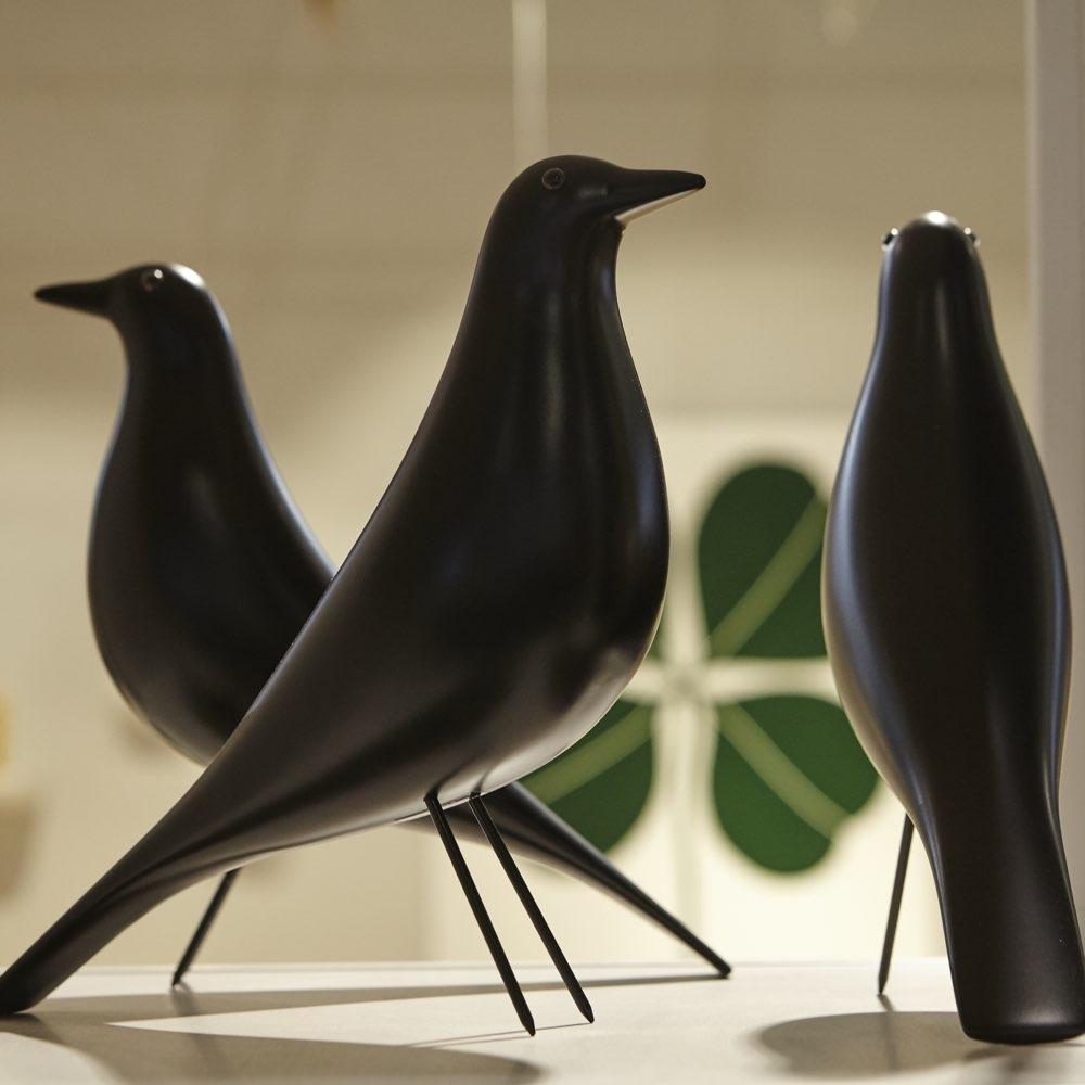 vitra eames house bird. Black Bedroom Furniture Sets. Home Design Ideas