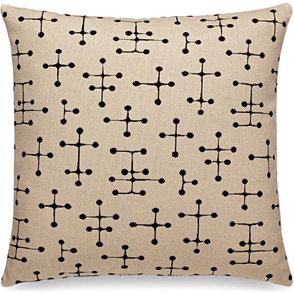 Vitra kussen Eames Small Dot Pattern Document