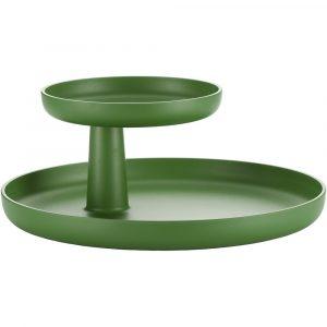 Vitra Rotary Tray schaal groen