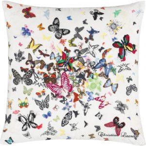Christian Lacroix kussen Butterfly Parade Opalin