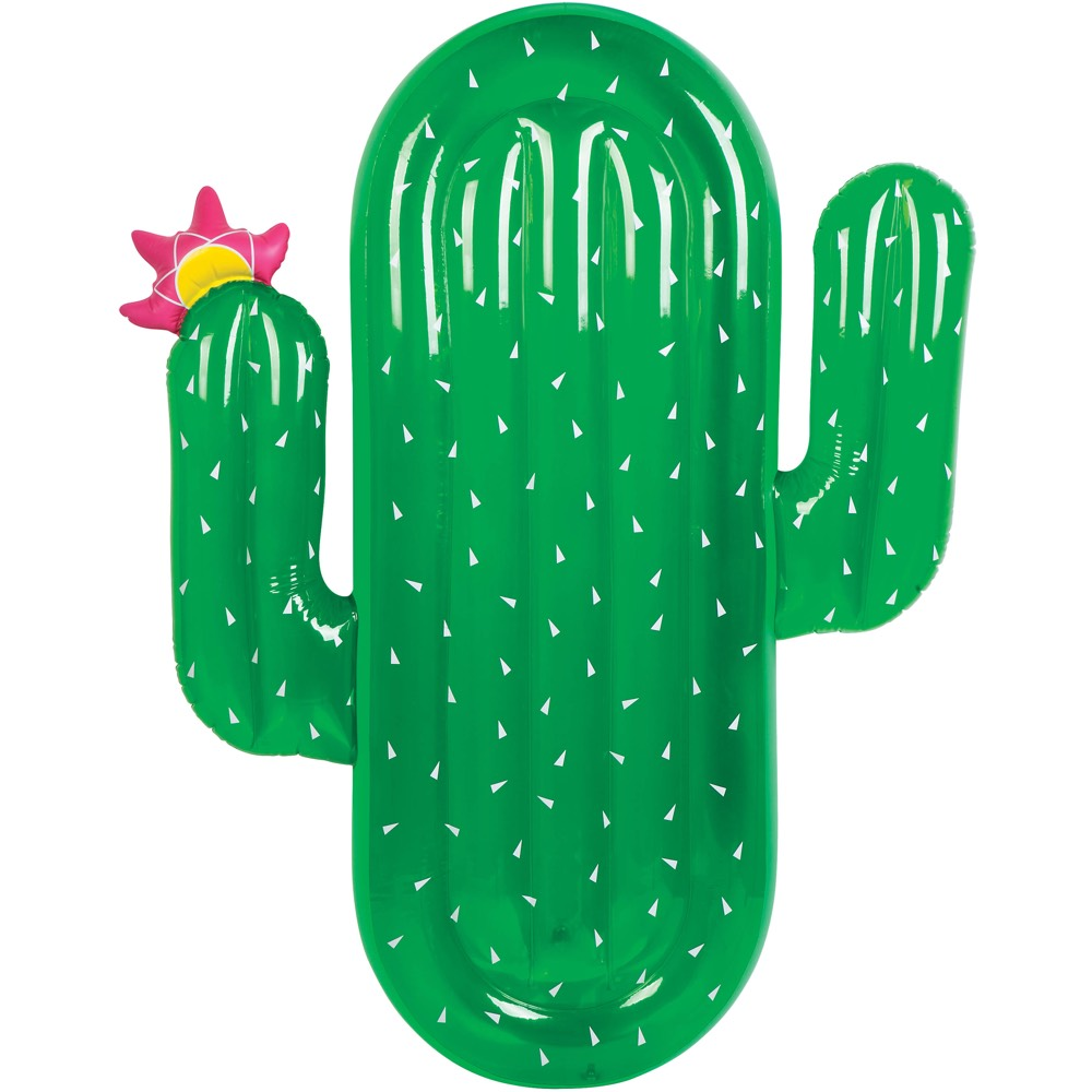 Sunnylife luxe luchtbed Cactus