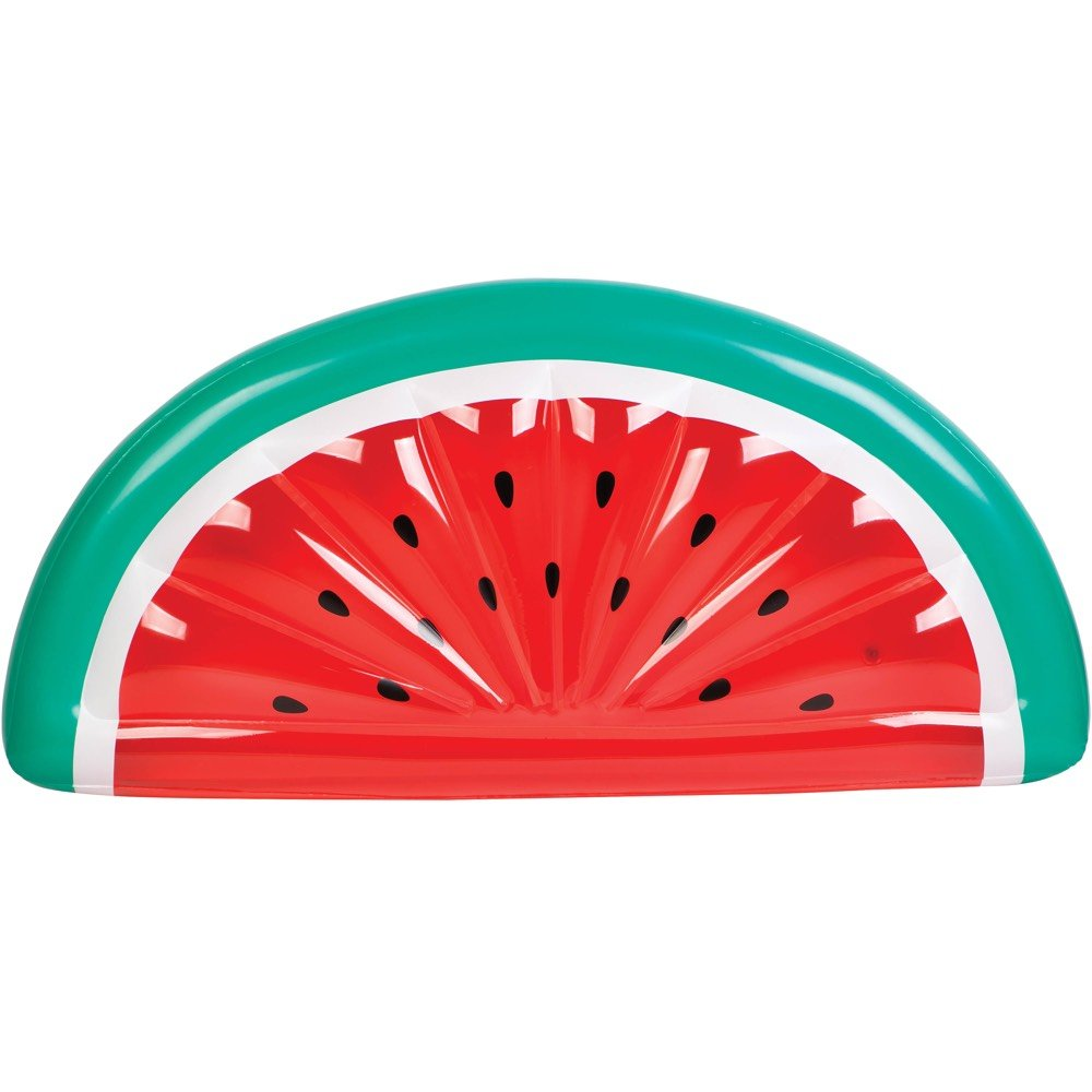 Sunnylife luxe luchtbed Watermeloen